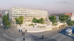 The topographical project by Herzog & de Meuron