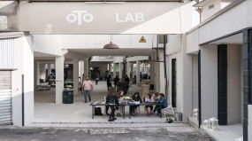 OTO LAB Lecco: I am 120 years old