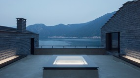 "The ""stone house"": divisions, perceptions and water landscapes"