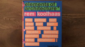 Koolhaas: Elements of architecture