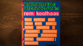 Koolhaas' Elements of Architecture
