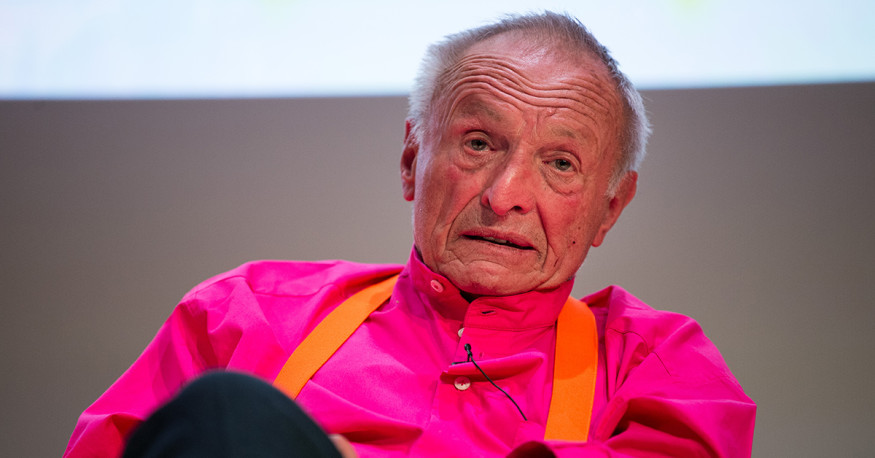 Richard Rogers - © Creative Commons, Flickr