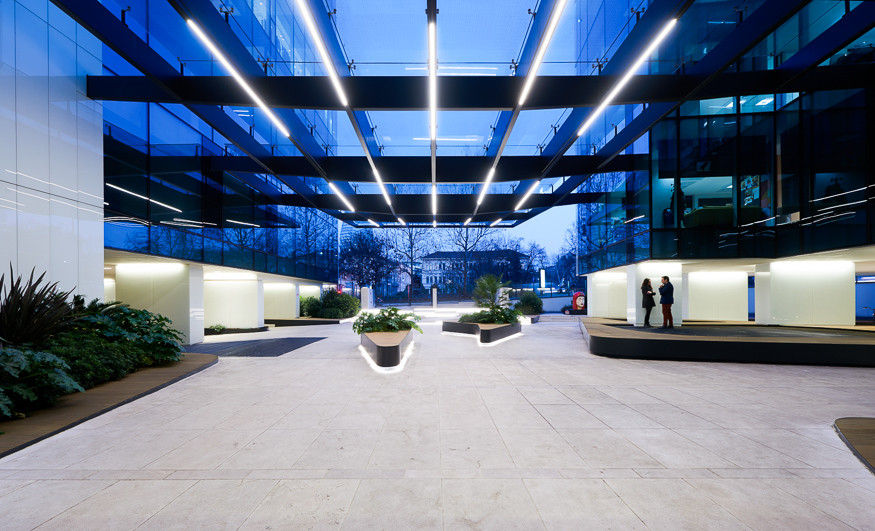 Amazon HQ - photo courtsey of GBPA Architects
